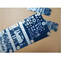 Impedance Control Hybrid PCB RO4350b and Fr4 with Immersion Silver Custom PCB Boards for Automatic Door light Module