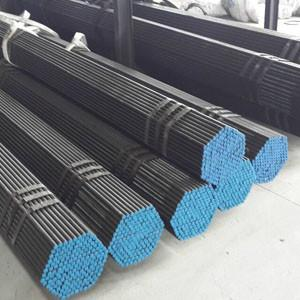 China 16 - 3048 mm ASTM Seamless Boiler Tube , Round mild steel seamless pipe on sale