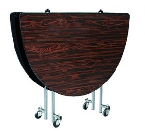 ... Quality Round Folding Table With Wheels For Sale ...
