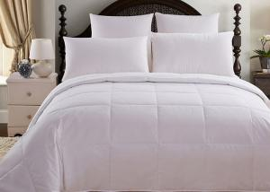 China 100% Cotton Duvet Hotel Collection And Goose Down Comforter With Queen Size on sale