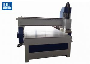 China Heavy Gantry 3D CNC Wood Carving Machine With Leadshine Stepper Motor on sale