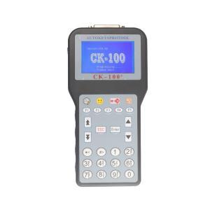 China Automobile Key Copying Transponder Key Programmer , CK-100 Auto Key Programmer V99.99 on sale
