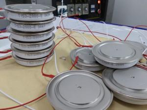 China Russian Type Phase Control Thyristor (Capsule Type) (T253-1250) on sale