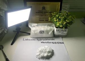 China Brazilian market 99.85%pure Lidocaine Hydrochloride powder Safety clearance on sale