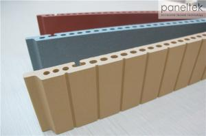 China Decorative Terracotta Wall Tiles / Outdoor Terracotta Tiles With Weather Resistance on sale
