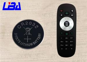 China CR2016 CR2025 CR20323v Coin Battery , Cr2 Lithium Battery For Camera on sale
