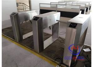 China Intelligent Tripod Turnstile Mechanism HS Code Automatic Access Metal Detector on sale