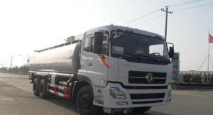 China 20000 Liter Fuel Transport Trucks Dongfeng Oil Transportation Truck With Cummmins Engine on sale