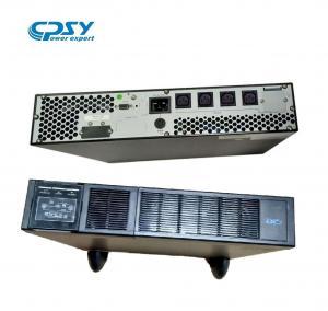 China 2000VAC Capacity Single Phase Rack Mount Double Conversion UPS 2kva on sale
