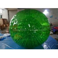 Outdoor Inflatable Full Color Garden Life Sized Hamster Ball For Sport Games