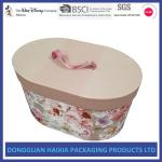 Chocolate Decorative Gift Boxes With Lids , Custom Cardboard Boxes UV Coating