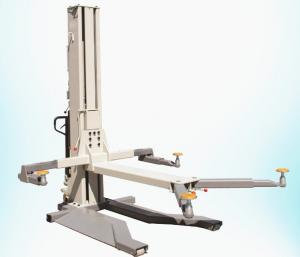 China Competitive Price Car Lifts Single Pillar Mobile Lift Portable Singe Post Car Lift 2700kg/1700mm on sale