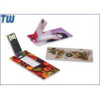 China Promotion Slim Card USB Flashdrives High Quality Best Service on sale