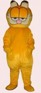 Quality Garfield mascot cartoon costume fancy dress for sale