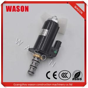 China CE Excavator Solenoid Valve For Kobecle OEM YN35V00041F1 30C50-102 YT35V00019F1 on sale