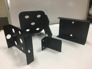 China Prototype Sheet Metal Fabrication Parts CNC Machined Within 8 Days on sale