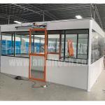 Electronic Modular Clean Room