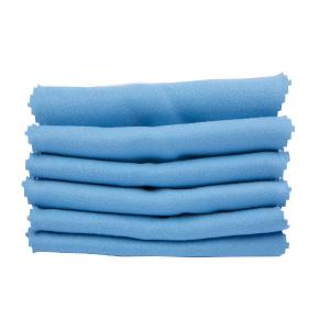 China Lint Free Anti Static Cloth To Wipe Glasses , Big Microfiber Cloth For Kitchen on sale