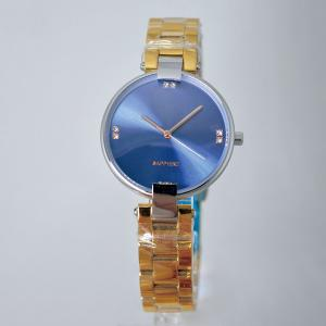 China Jewelry Ladies Watch with Stone, Rainbow Collection, OEM Orders are Welcome,5ATM waterproof on sale