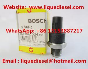 China BOSCH original FUEL PRESSURE SENSOR 0281002504 , 0 281 002 504 , 0 281 002 691, 0281002691, A0041536728 AUDI ,MERCEDES on sale