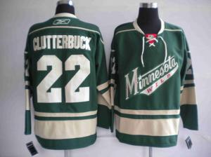 new style eddfc c32e2 Minnesota Wild Men's Hockey Jerseys NHL Jersey Sport Wear ...