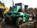 Good Condition Used Mitsubishi FD120A Forklift For Sale,Used 12 tons forklift