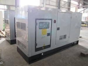 China 6L Silent Type Diesel Generator 200KVA , Water Cooled Generator on sale