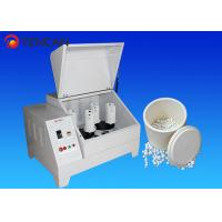 China 4L Dual Planetary Ball Mill Wet/Dry Grinding For Iron Ore & Silicon Powder on sale