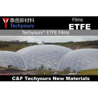 China ETFE film architecture membrane building transparency roof shade structure on sale