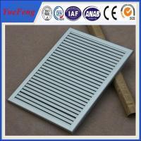Best quality Aluminum product for shutter door