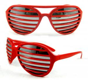 China Novelty protection Party Funny Glasses craft show display, funny sunglasses BP-9096 on sale
