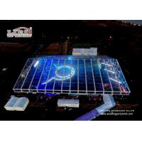 1500 Square Meters Outdoor Party Tents For Concerts / Trade Shows