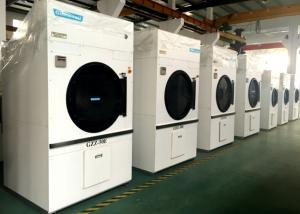 China Electric Heating Hotel Laundry Equipment , Energy Saving Commercial Tumble Dryer on sale