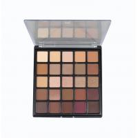 No logo Naked Eyeshadow Palette 25 Color Private Label Eyeshadow Palette