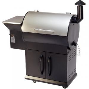 China Wooden Fired Pellet BBQ Grills , Commercial Wood Pellet Smokers on sale