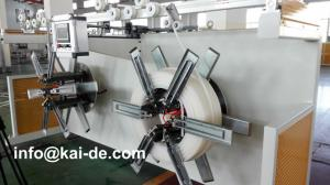 China China KAIDE Double Station Pipe Winding Machine For Sale on sale