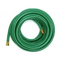 China Retractable Flexible Garden Pvc Hose Heavy Duty For Water Irrigation on sale