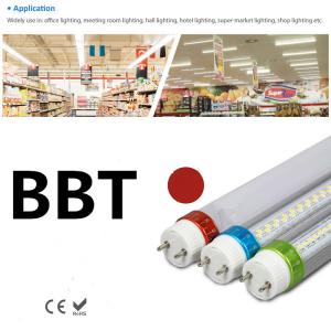 China 120LM / W T8 Led Tube With Isolating Driver Inside For Commercial Lighting on sale