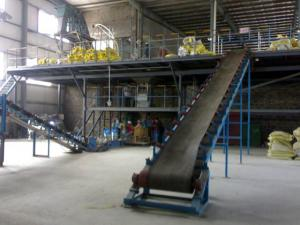 China Nondryness Organic fertilizer production line on sale