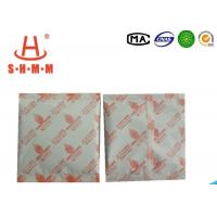 Copper Parts Transport Container Desiccant Bags , 165g Adsorbent Type Superdry Desiccant