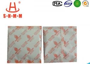 China Copper Parts Transport Container Desiccant Bags , 165g Adsorbent Type Superdry Desiccant on sale