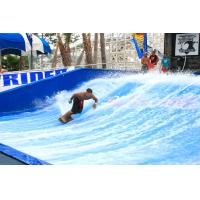 Water Attractions Flowrider Water Ride Artificial Surfing For Two Surfers
