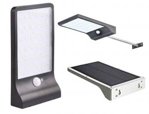 China Solar light with human Body induction outdoor LED Wall light on sale