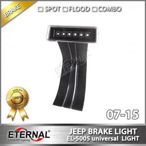 China offroad LED tail brake light signal lamp 4x4 universal for Wrangler Rubicon JK 07-15 TJ CJ YJ JKU LED brake red light on sale