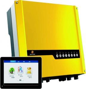 China Smart solar hybrid inverter grid tie  off grid use for home on sale