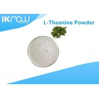 Natural L-Theanine 98% White Powder Cas 3081-61-6 Green Tea Extract