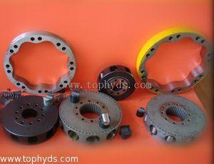China MS 11/18/50 Poclain hydraulic piston motor spare parts on sale