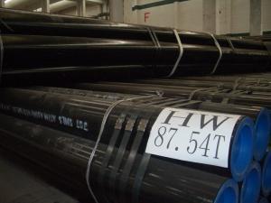 China Digite tubos de aço sem costura e grau A & B ASTM A-53 API 5 L / tubo / tubo on sale