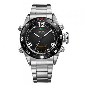 China simple hand watches round shaped man watch waterproof stylish watches on sale