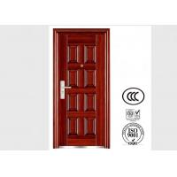 China Walnut Wood / Beech Hotel Fixed Furniture Room Door Surface Painting Sound Proof Highly Endurable on sale